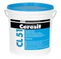 Ceresit CL 51 jednozložkové utesnenie 5kg