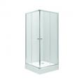 Sprchová zástena bez vaničky 90x90