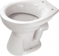 WC misa rovný odpad